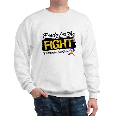 Ready Fight Bladder Cancer Sweatshirt