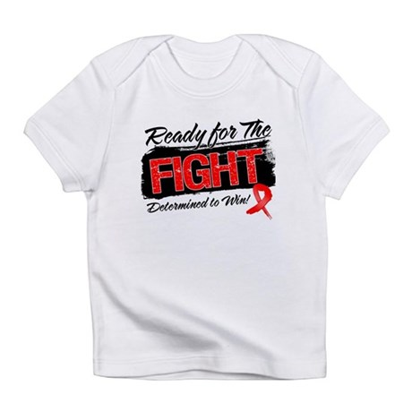 Ready Fight Blood Cancer Infant T-Shirt