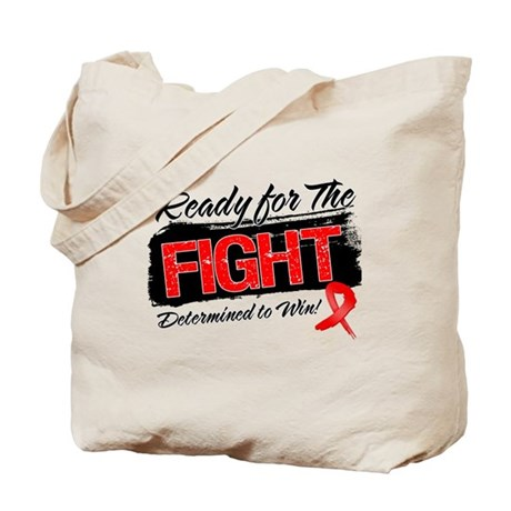 Ready Fight Blood Cancer Tote Bag
