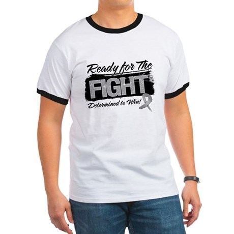 Ready Fight Brain Cancer Ringer T