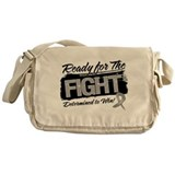 Ready Fight Brain Cancer Messenger Bag