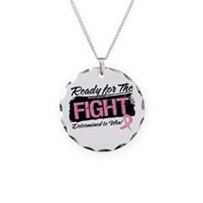 Ready Fight Breast Cancer Necklace