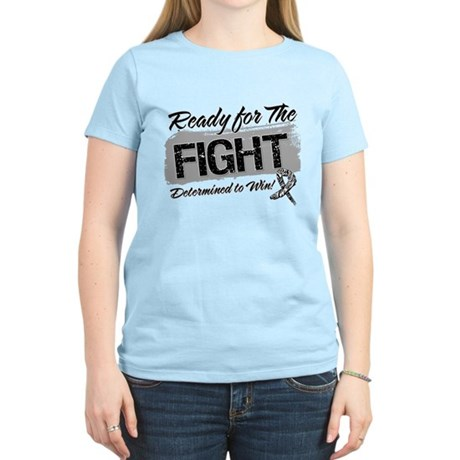 Ready Fight Carcinoid Cancer Women's Light T-Shirt