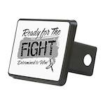 Ready Fight Carcinoid Cancer Rectangular Hitch Cov