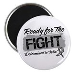 Ready Fight Carcinoid Cancer Magnet