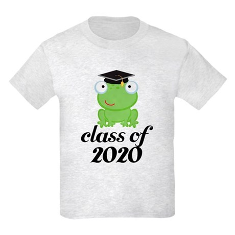 Class of 2020 Frog Kids Light T-Shirt