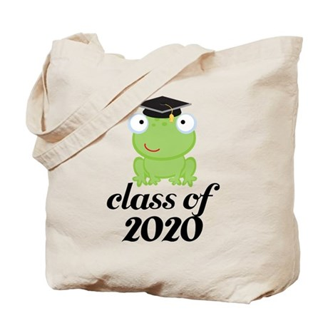 Class of 2020 Frog Tote Bag