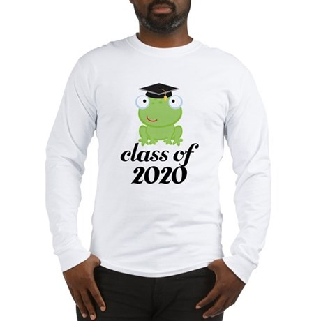 Class of 2020 Frog Long Sleeve T-Shirt