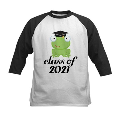 Class of 2021 Frog Kids Baseball Jersey