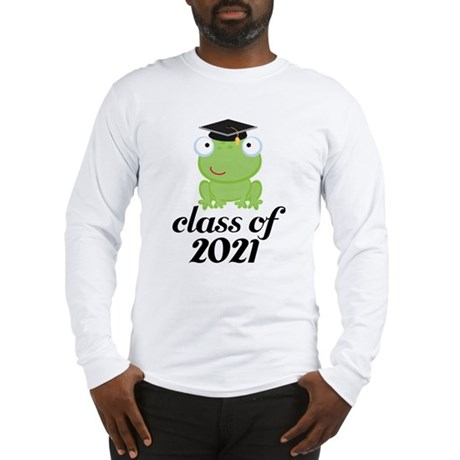 Class of 2021 Frog Long Sleeve T-Shirt
