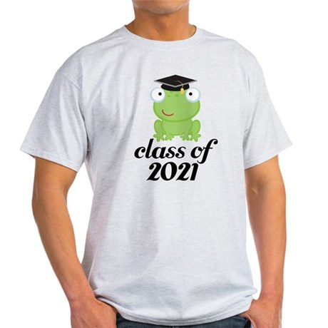 Class of 2021 Frog Light T-Shirt