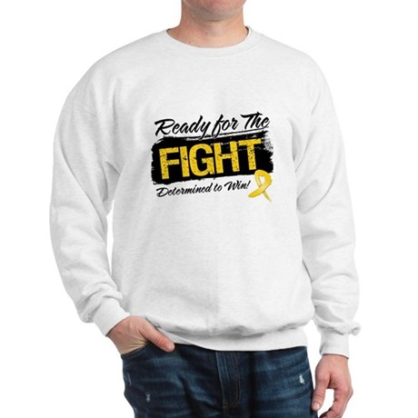 Ready Fight Childhood Cancer Sweatshirt