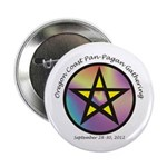 "Oregon Coast Pan Pagan Gathering 2.25"" Button"