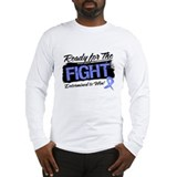 Ready Fight Esophageal Cancer Long Sleeve T-Shirt