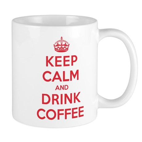 K C Drink Coffee Mug