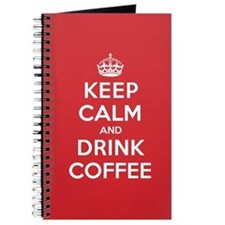 K C Drink Coffee Journal