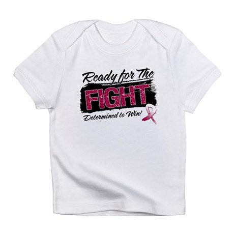 Ready Fight Head Neck Cancer Infant T-Shirt
