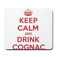 K C Drink Cognac Mousepad