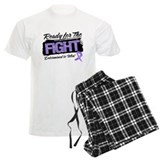 Ready Fight Hodgkins Lymphoma pajamas