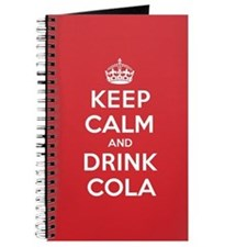 K C Drink Cola Journal