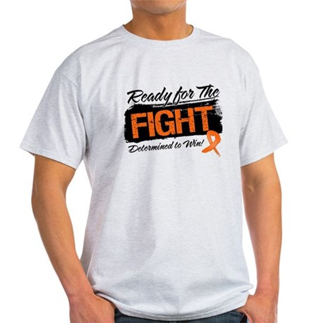 Ready Fight Kidney Cancer Light T-Shirt