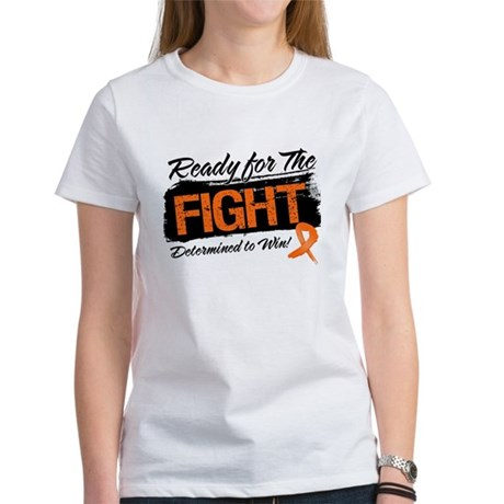 Ready Fight Kidney Cancer Women's T-Shirt