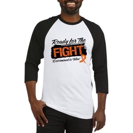 Ready Fight Kidney Cancer Baseball Jersey