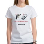 911 is my second choice.png Women's T-Shirt