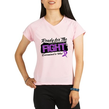 Ready Fight Leiomyosarcoma Performance Dry T-Shirt