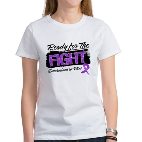 Ready Fight Leiomyosarcoma Women's T-Shirt