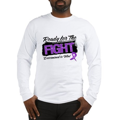 Ready Fight Leiomyosarcoma Long Sleeve T-Shirt