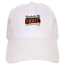 Ready Fight Leukemia Baseball Cap