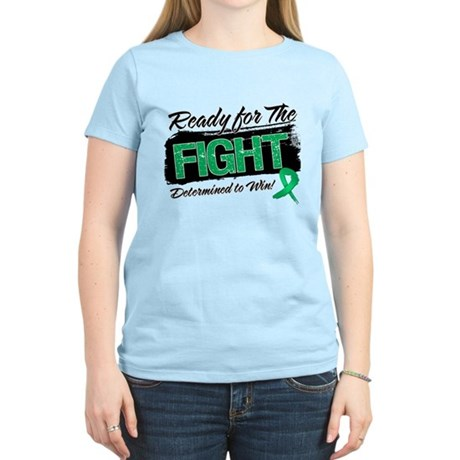 Ready Fight Liver Cancer Women's Light T-Shirt