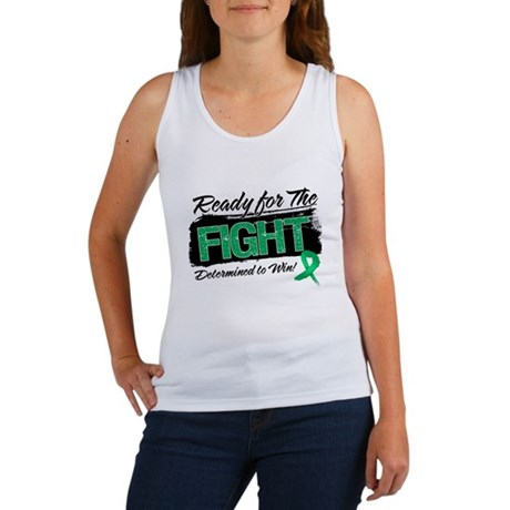 Ready Fight Liver Cancer Women's Tank Top