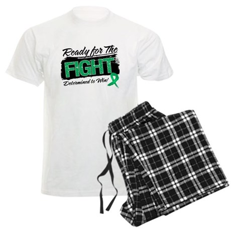 Ready Fight Liver Cancer Men's Light Pajamas