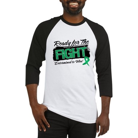 Ready Fight Liver Cancer Baseball Jersey