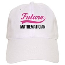 Future Mathematician Baseball Cap