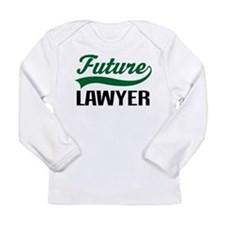 Future Lawyer Long Sleeve Infant T-Shirt