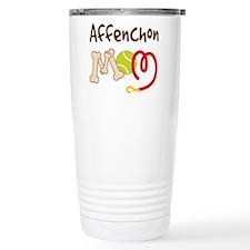 Affenchon Dog Mom Travel Mug