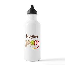 Beaglier Dog Mom Water Bottle