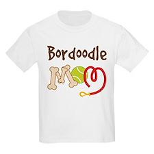 Bordoodle Dog Mom T-Shirt