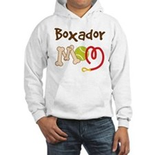 Boxador Dog Mom Jumper Hoody