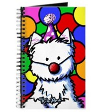 Birthday Westie Journal