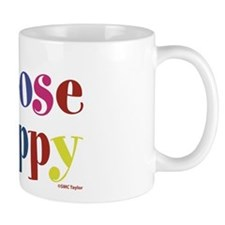 Choose Happy Mug