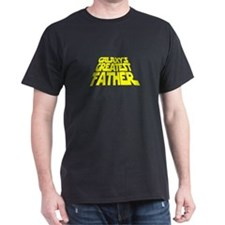 Galaxy's Greatest Father T-Shirt