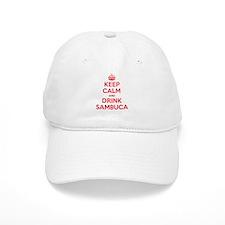 K C Drink Sambuca Baseball Cap