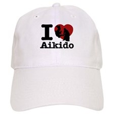 Aikido Heart Designs Baseball Cap