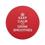 "K C Drink Smoothies 3.5"" Button (100 pack)"