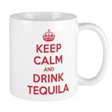 K C Drink Tequila Coffee Mug