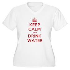 K C Drink Water T-Shirt
